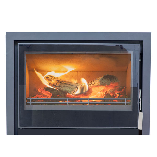 Mendip Christon 750 - 8.7kw Defra Inset Wood Burning Stove