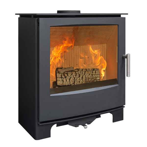 Mendip Woodland MK4 5kw Defra Convection Multifuel Stove