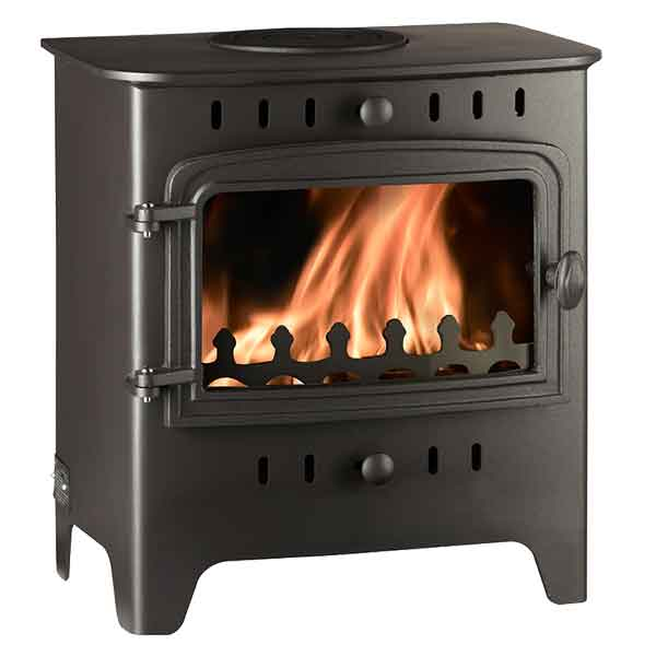 Villager C Flat Wood Solo 4.9kw Stove