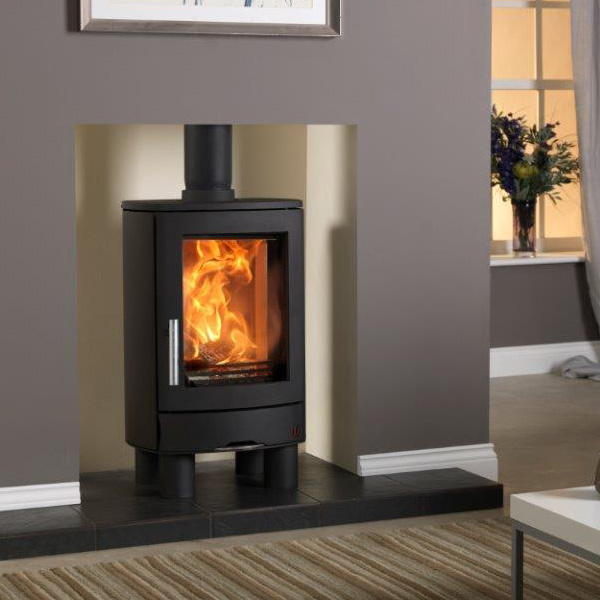 ACR Neo 1F/3F 5kw Defra Approved Multifuel Wood Burning Stove