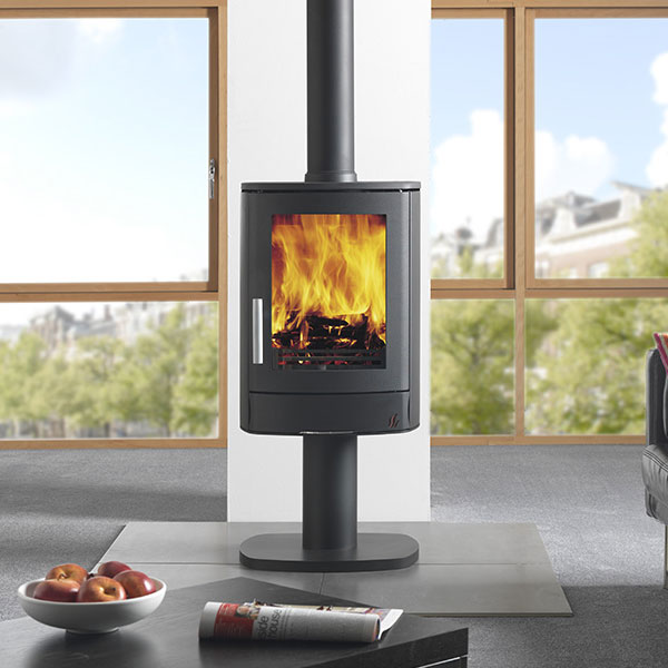 ACR Neo 1P 5kw Defra Approved Multifuel Wood Burning Stove
