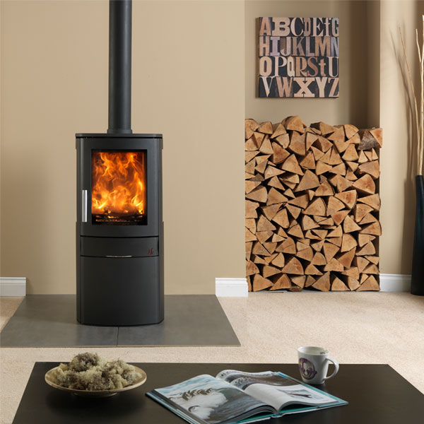 ACR Neo 3C 5kw Defra Approved Multifuel Stove