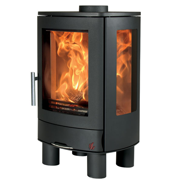 ACR Neo 3F 5kw Defra Approved Multifuel Wood Burning Stove