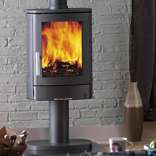 ACR Neo 3P 5kw Defra Approved Multifuel Wood Burning Stove