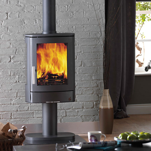 ACR Neo 3P 5kw Defra Approved Multifuel Stove