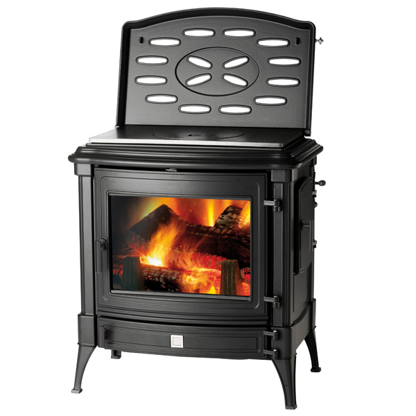 Nestor Martin Stanford 140 - 12kw Multifuel Stove With Cooker Top
