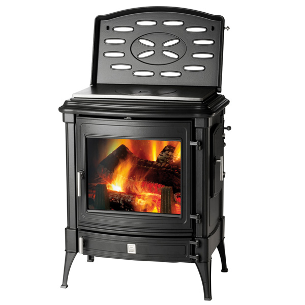 Nestor Martin Stanford 80 - 9kw Multifuel Stove With Cooker Top
