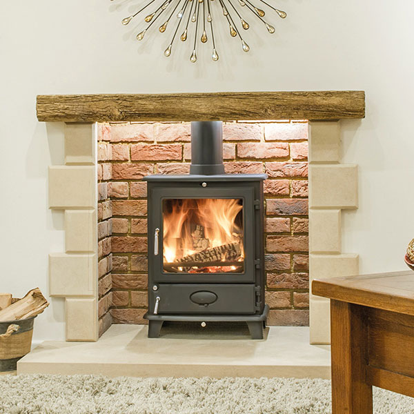 Newman Fireplaces Bideford With Peguera Suite