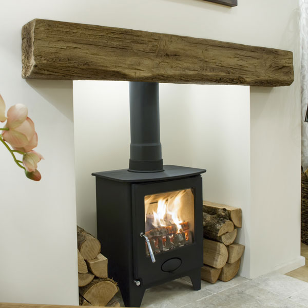 Newman Fireplaces Clovelly Timber Effect Formulated Beam