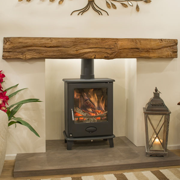 Newman Fireplaces Dartmoor Timber Effect Formulated Beam