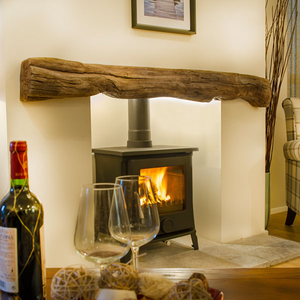Newman Fireplaces Fowey Timber Effect Formulated Beam