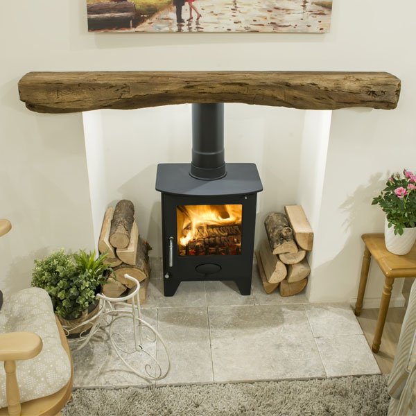 Newman Fireplaces Hartland Timber Effect Formulated Beam