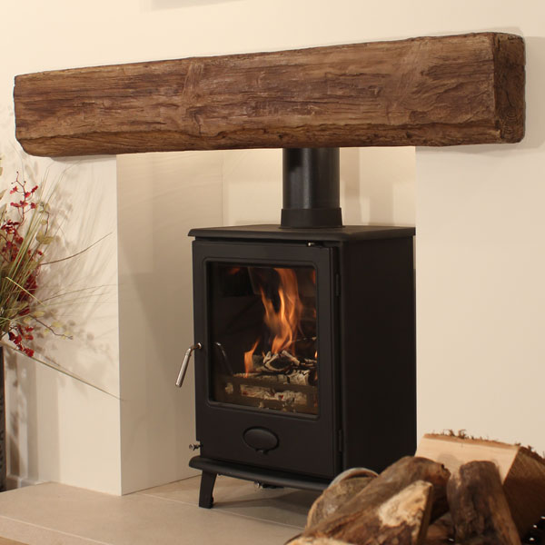 Newman Fireplaces Netherton Timber Effect Formulated Beam
