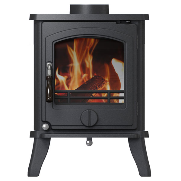 Newman Fireplaces Vista Quente 4.9kw Multifuel Stove