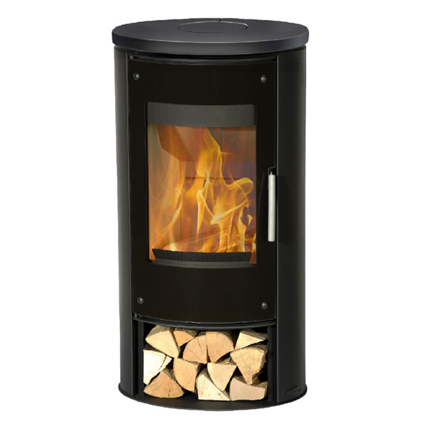ACR Novus 5kw Steel Defra Multifuel Wood Burning Stove