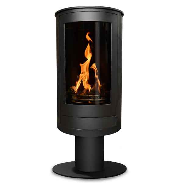 Oak Stoves Spa Pedestal Balanced Flue Gas Stove