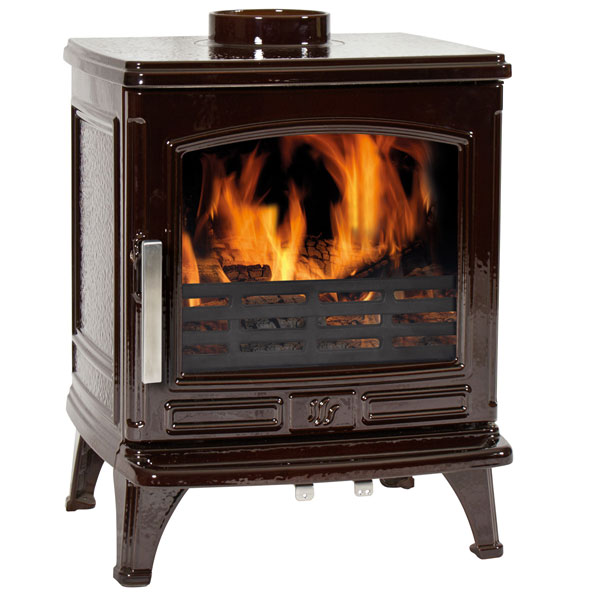 ACR Oakdale 5kw Cast Iron Defra Multifuel Stove