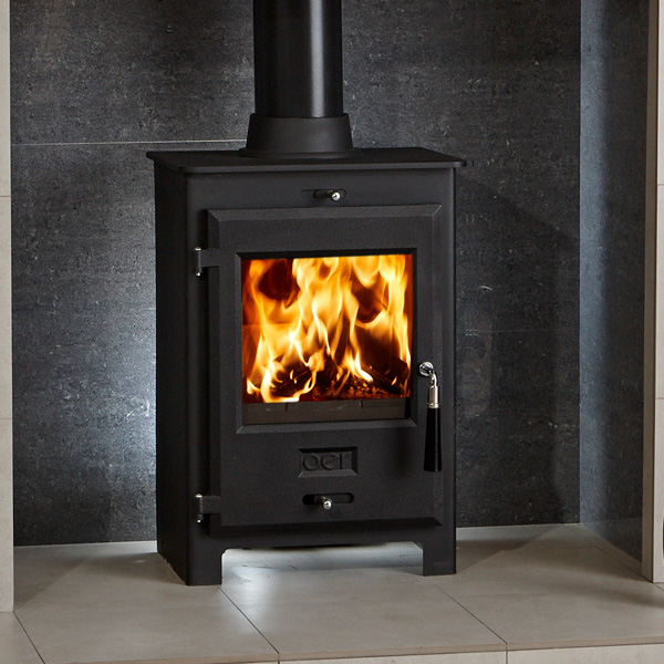 OER 5 - 4.8kw Defra Approved Multifuel Stove