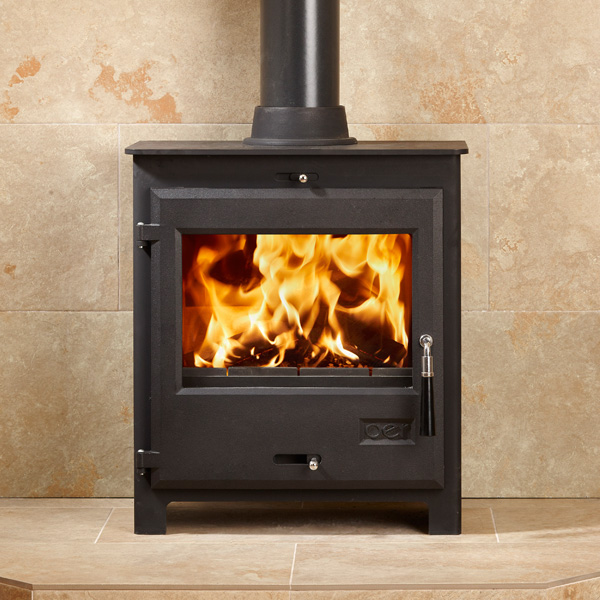 OER 7 - 7kw Defra Approved Multifuel Stove