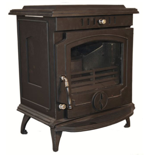 The Slowburn Olive 5kw Wood Burning Stove