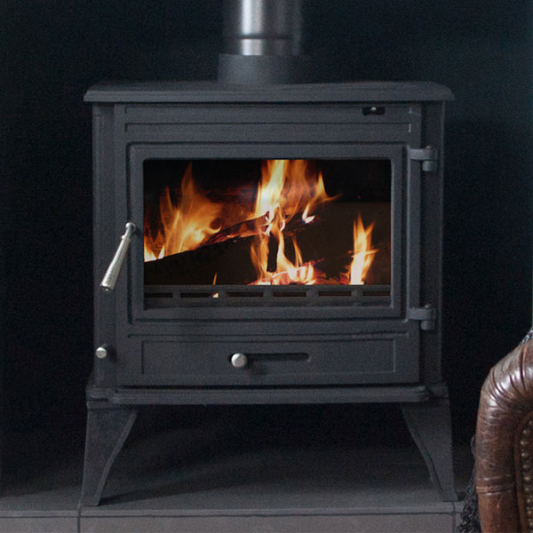 how does a portable gas stove work