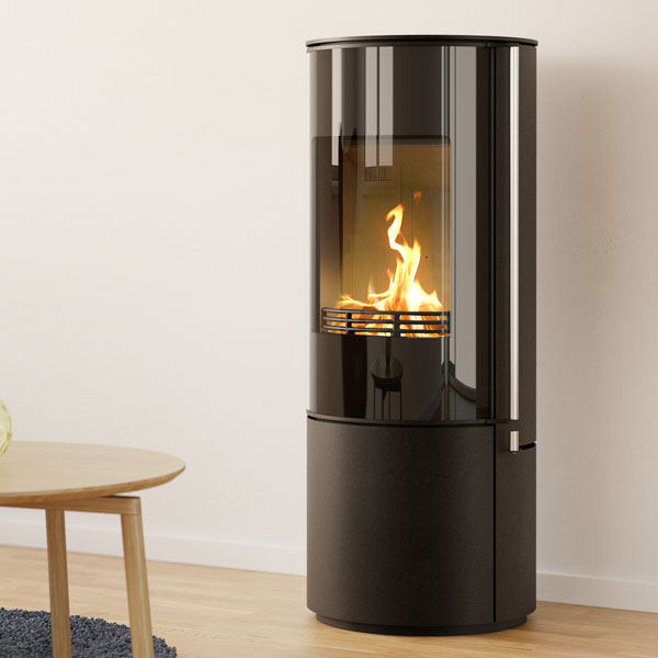 Jydepejsen Omega With Smart Control 5kw Defra Wood Burning Stove