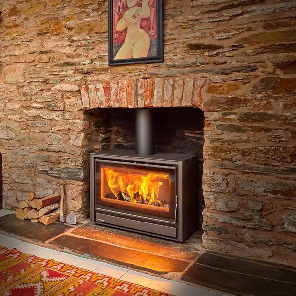 Opus Tempo 70 5kw Wood Burning Stove