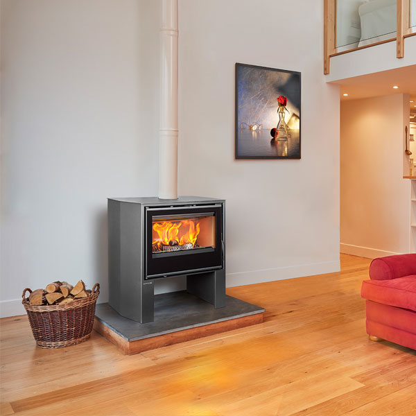 Opus Tempo 70F 5kw Wood Burning Stove