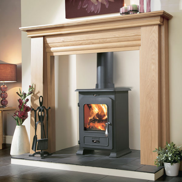 Portway 1 - 4.9kw Defra Traditional Multifuel Stove