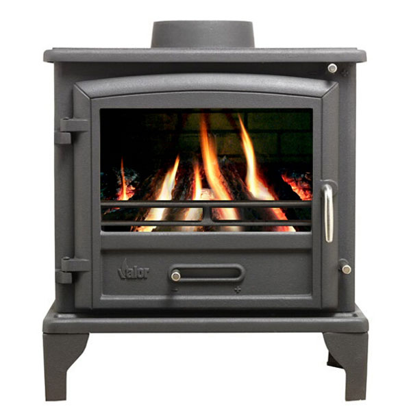 Valor Ridlington 8kw Multifuel Woodburning Stove
