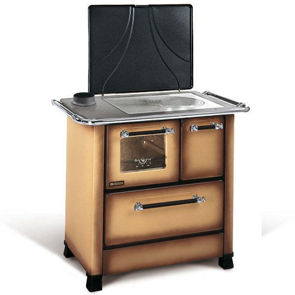 La Nordica Romantica 4.5kw Wood Burning Cooker