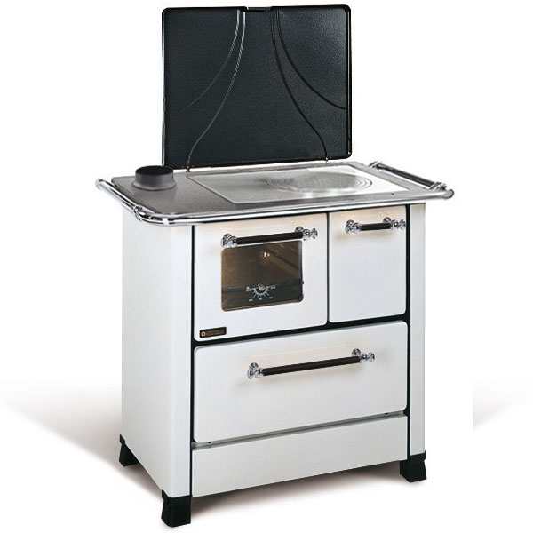 La Nordica Romantica 4 5kw Wood Burning Cooker 163 899 00