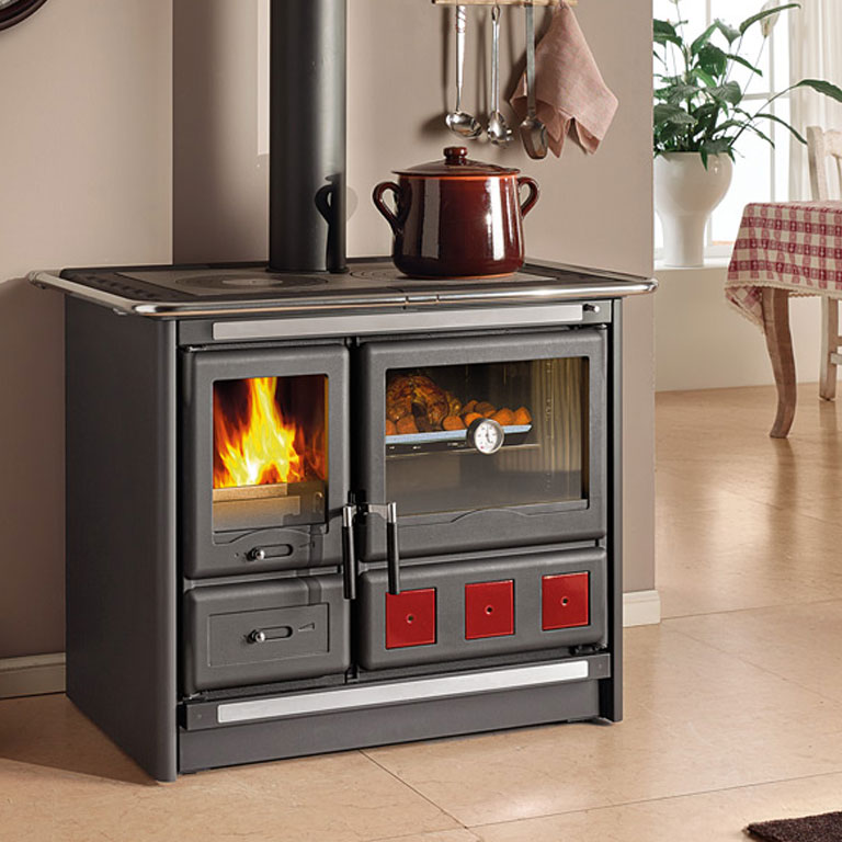 La Nordica Rosa XXL 8.5kw Wood Burning Cooker