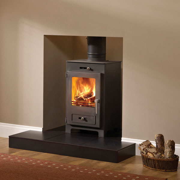 Broseley Silverdale 5kw Defra Approved Wood Burning Stove