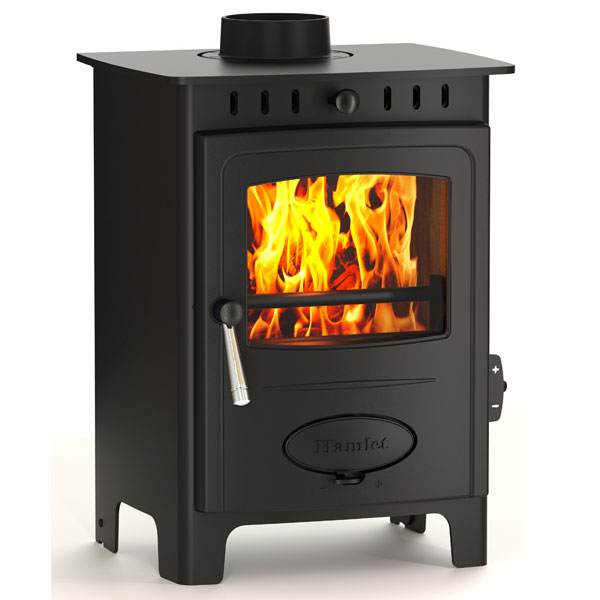 Arada Solution 5 - 4.9kw Multifuel Stove