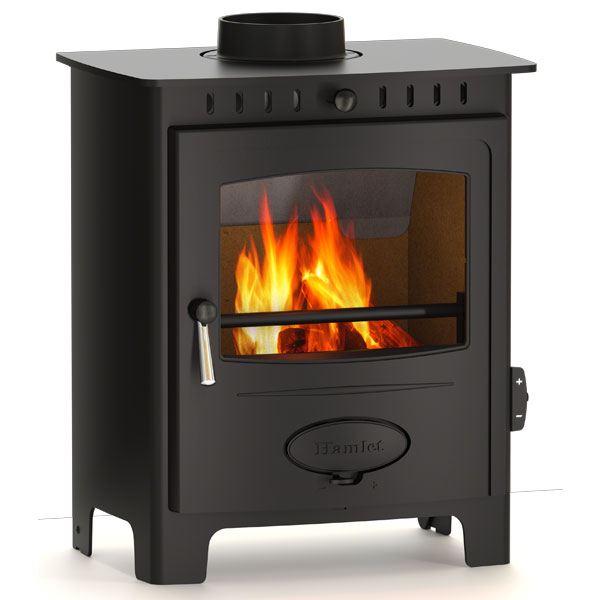 Arada Solution 7 - 6.1kw Multifuel Stove