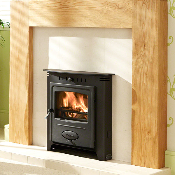 Arada Solution 5 - 4.8kw Inset Multifuel Stove