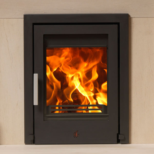 ACR Tenbury 5kw Defra Multifuel Wood Burning Inset Stove