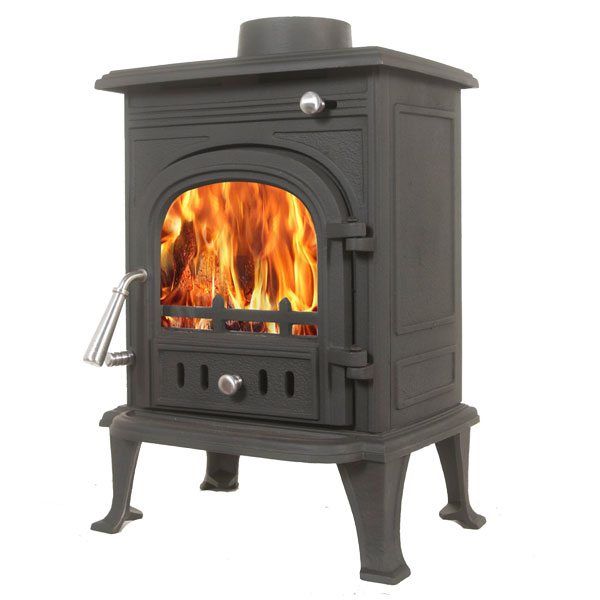 The Antelao 4 2kw Log Stove And Complete Flue Package 163