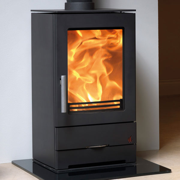 ACR Trinity 1 - 5kw Defra Multifuel Wood Burning Stove