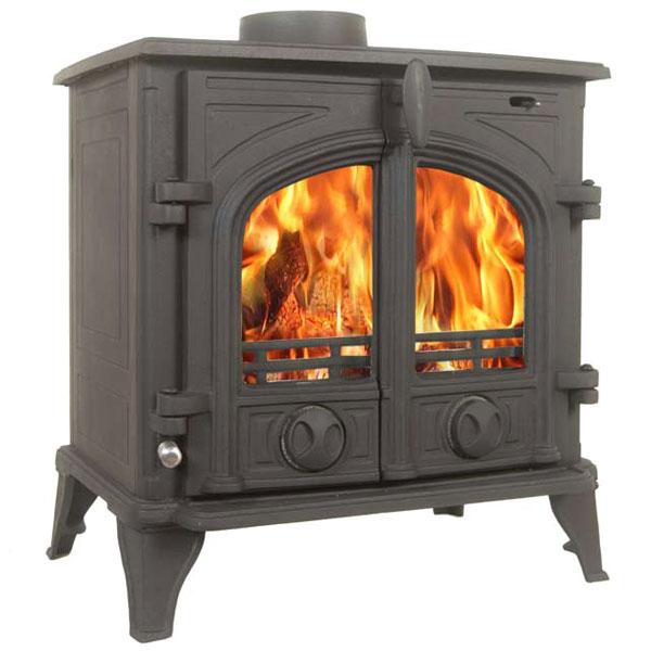 The Victoria 6 7kw Multifuel Wood Burning Stove Alp Vta Cl