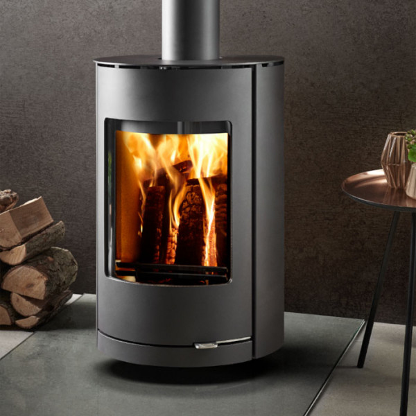 Westfire Uniq 36 Compact 7.2kw Defra Wood Burning Convection Stove