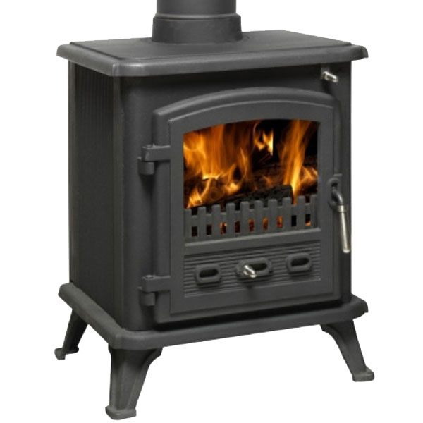 Dimplex Westcott 5kw Defra Approved Multifuel Woodburning Stove