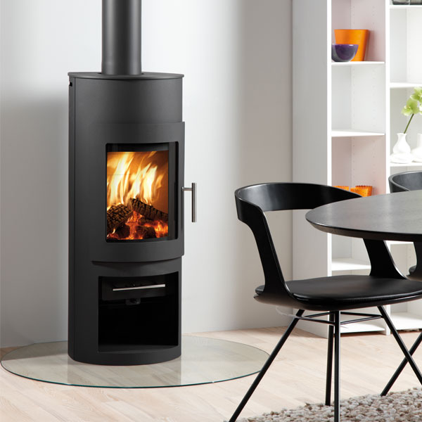 Westfire Uniq 15 5kw Defra Approved Wood Burning Stove