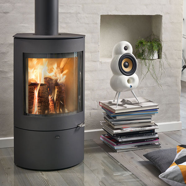 Westfire Uniq 21 5kw Compact 730mm Model Defra Approved Stove