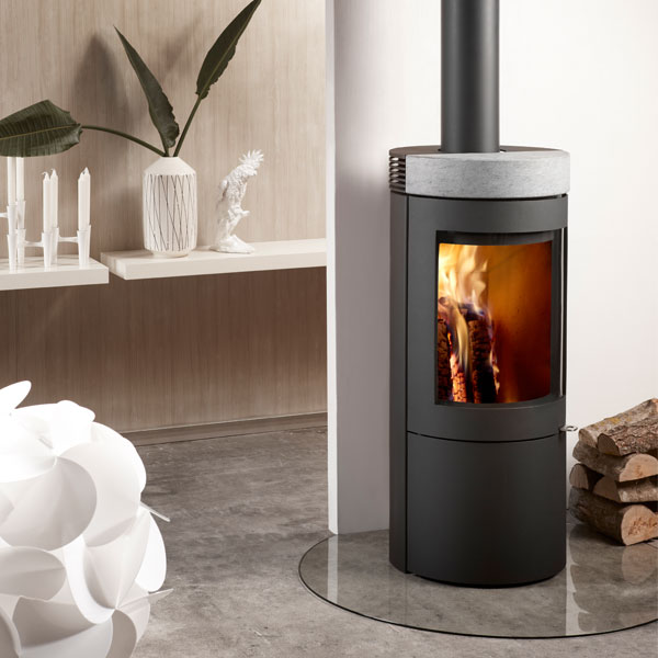 Westfire Uniq 27 4.4kw Defra Approved Convection Stove