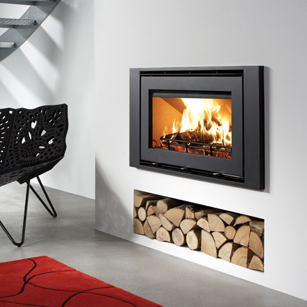 Westfire Uniq 32 Defra Approved Inset Stove With Wide Frame