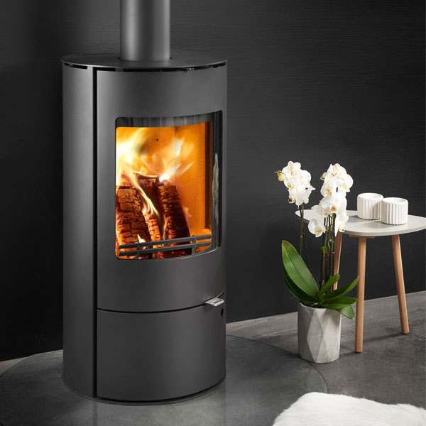 Westfire Uniq 36 7.2kw Defra Wood Burning Convection Stove