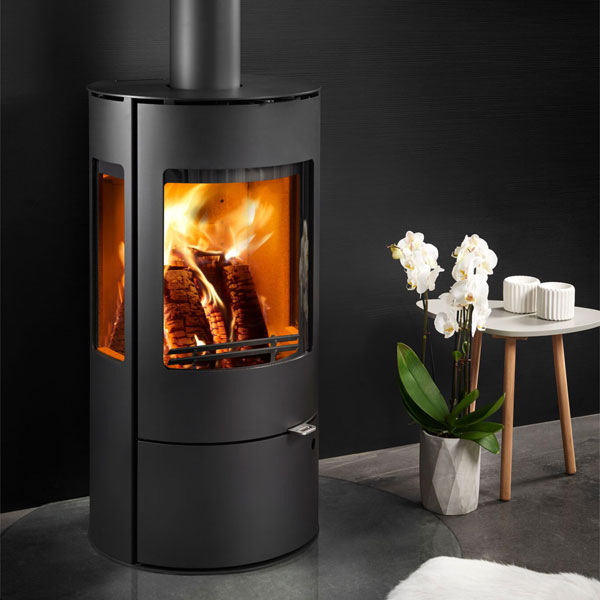 Westfire Uniq 37 7.2kw Defra Wood Burning Convection Stove