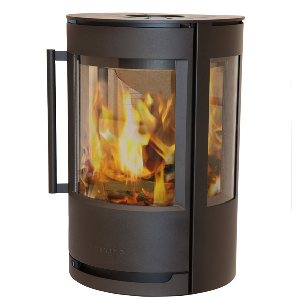Wiking Luma 1 7kw Defra Wood Burning Stove
